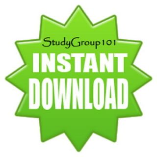 Instant  Excelsior College Nursing CLEP DSST Study Guides