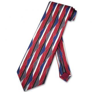 Enrico Rossini Silk Necktie Made in Italy Design Mens Neck Tie 3327 2