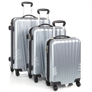 235 173 mcbrine 3 piece hardside luggage set rating be the first to
