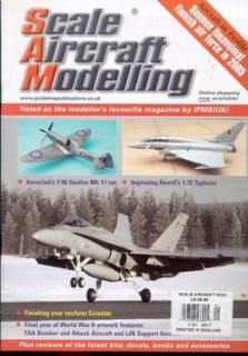 Scale Aircraft Modelling V27 N7 Finnish Air Force Color