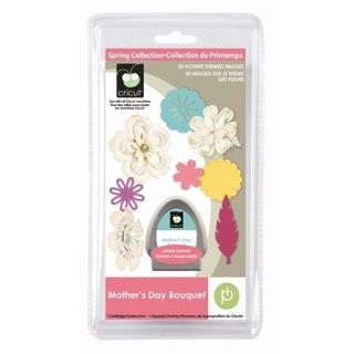 MOTHERS DAY BOUQUET New Cricut Expression E2 Digital Cutter Machine