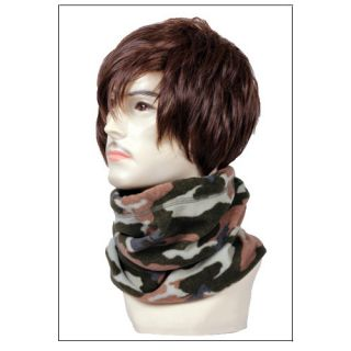 Winter Warm Full Face Mask Camo Fleece CS Face Mask Scarf OTA0170