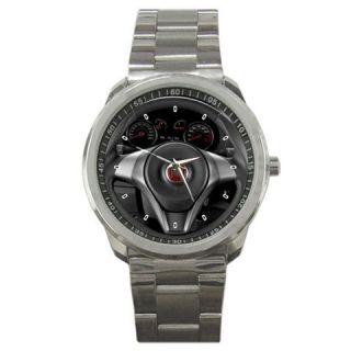 New Fiat Palio 2012 Steering Wheel Accessories Unisex Sport Watch