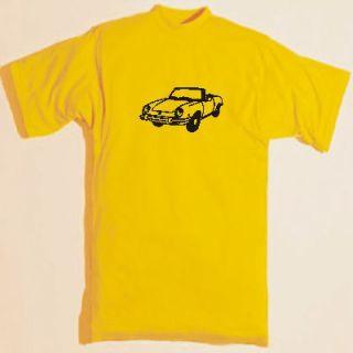 Neues T Shirt Mit  Fi 850 Spider  Motiv Cabriolet Roadster Oldtimer