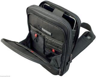 Victorinox Swiss Army Analyst iPad eReader Kindle Case Bag