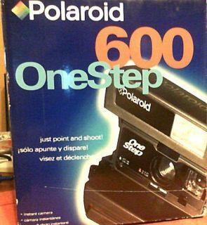 Polaroid OneStep 600 Instant Film Camera