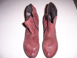 Fidji Ankle Boots Women's Size 38