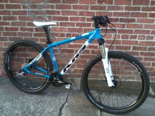 KHS Six Fifty 606 Mountain Bike 650B 27 5 Wheel with Upgrades Medium