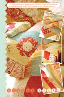 Fig Tree Quilts Whimsy Fresh Quilt Pattern