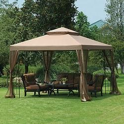 Big Lots 10 x 10 Window Gazebo Replacement Canopy