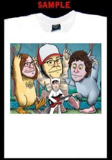 Fall Out Boy Wild Things Custom Photo T Shirt Tee 1296