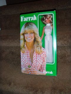 FARRAH FAWCETT MAJORS doll /figures/characters/fashion dolls Mego Corp