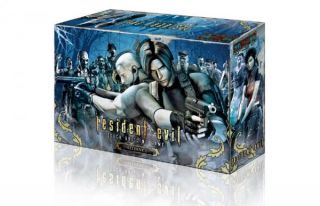 Resident Evil Alliance Deck Building Game Yoko Suzuki Promo New