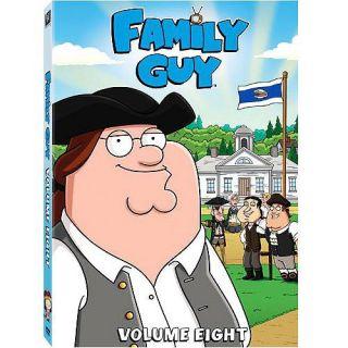 interest family guy volume 8 dvd 2010 3 disc set