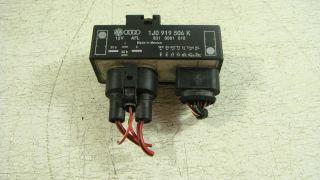 VW Jetta MK4 1J0919506KB Fan Electric Control Relay Module Golf