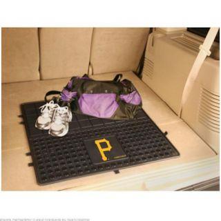 Fan Mats 10890 Pittsburgh Pirates Heavy Duty Vinyl Cargo Mat