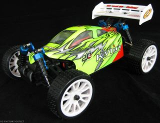 NEW 2.4G 1/16 RADIO REMOTE CONTROL HSP CAR ELECTRIC RTR RC BUGGY FAST