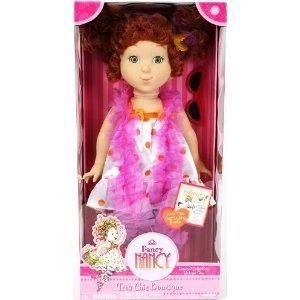 FANCY NANCY Doll Tres Chic Boutique 8 PC LIMITED COLLECTION New Sealed