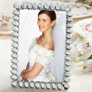 40 bling collection picture frame wedding bridal shower favors
