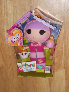 Littles Little Sister of Pillow Blanket Featherbed Pajama Doll