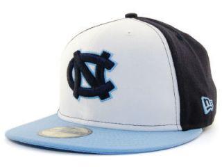 59Fifty North Carolina Tarheels NCAA 3 Way Fitted Cap Hat $32