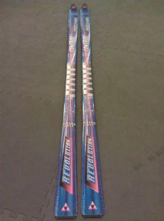 Fischer Revolution Control Skis 177cm