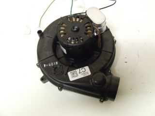 Fasco Furnace Draft Inducer Motor 70626200 7062 6200