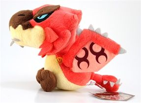 cpmh0337 features official monster hunter plush dimensions approx