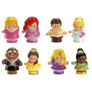 Fisher Price Little People Disney Princess Songs Palace Castle 8