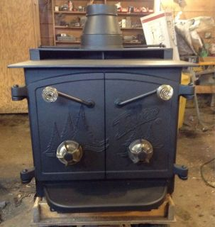 Fisher Bear Fireplace Insert Wood Stove