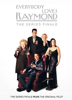 Everybody Loves Raymond The Series Finale DVD 2005 026359286223