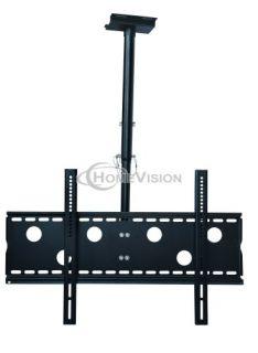 Tygerclaw Swivel Tilt Ceiling Flat Panel TV Mount 42 70 LED LCD