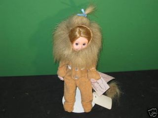 Madame Alexander Doll Wizard of oz Cowardly Lion 13220