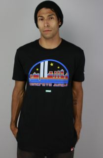 Entree Entree LS Concrete Jungle Black Tee