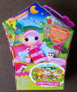 Lalaloopsy Littles Sister  Blanket Featherbed   doll NEW in Box