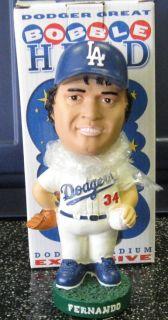 2001 Los Angeles Dodgers SGA Fernando Valenzuela Bobblehead