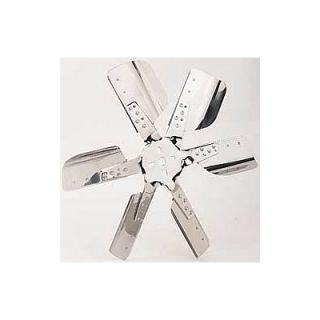 Derale Performance Heavy Duty Flex Fan Clockwise Rotation 13 Dia