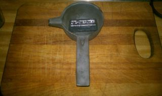 Pot Ladle for Making Lead Fishing Weights Sinkers Bullet Reloads Etc