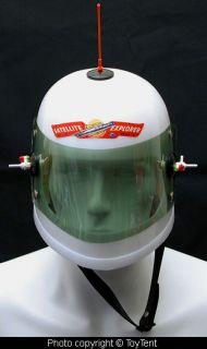 Space Helmet Custom One of A Kind Satellite Explorer Astronaut Helmet