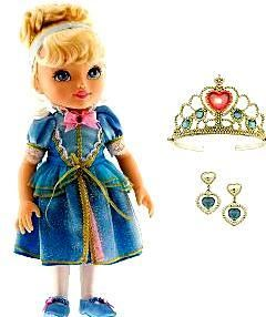 Princess Cinderella Baby Doll Girls Gift