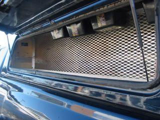 Commercial Truck Topper Fiberglass Utility Body Long Bed Service Cap