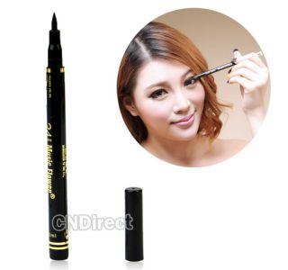 New 2.5ml Waterproof Liquid Eyeliner Pen Black Eye Liner Pencil Makeup