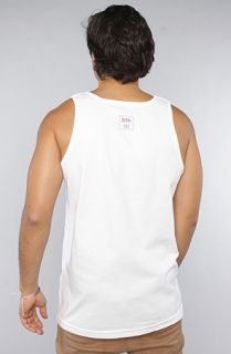 DTA   Rogue Status The Posse Chick Tank in White