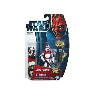 Star Wars Movie Heroes Action Figure Shock Trooper New SEALED Free P P