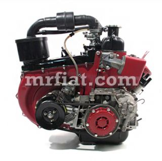 Fiat 500 126 650 CC Sport Engine Complete New