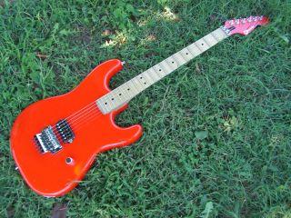 Custom Built Warmoth San D Tribute Floyd Rose