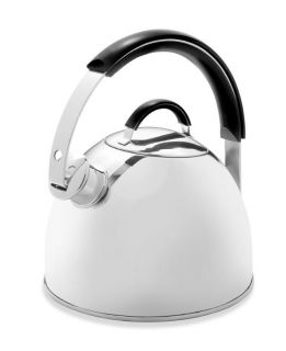 Kuhn Rikon Whistling Stainless Steel Kettle Suits Aga