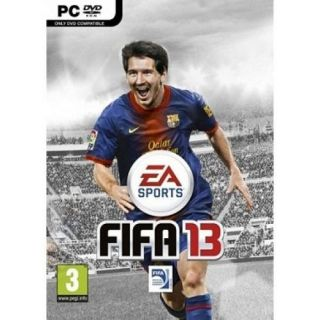 FIFA 13 2013 Soccer Football Sport PC game Brand New in DVD case