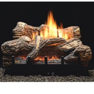 Fireplaces Gas Logs Propane Natural Gas Ventless Gas Fireplace Log