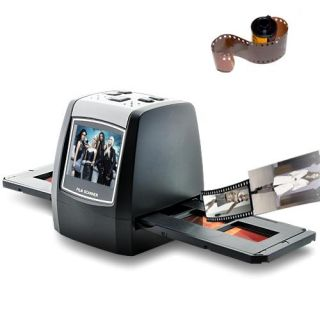 35mm Negative Film Slide Scanner w LCD SD Card Slot